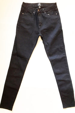 Black High Rise Jeans