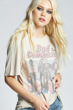 Bad Company in Concert Retro Tee
