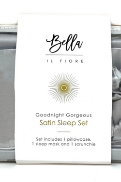 Goodnight Gorgeous Satin Sleep Set