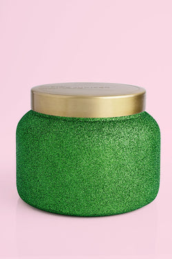 48oz. Alpine Juniper Jumbo Green Glitter