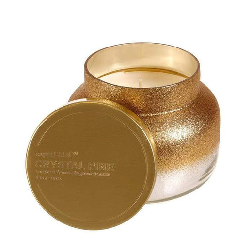 19oz. Crystal Pine Glam & Glitter Signature Jar