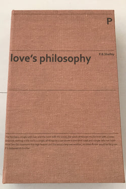 Loves Philosophy Storage Book Box
