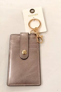 Card Holder Keychain
