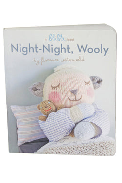 Blabla Night Night Wooly Book