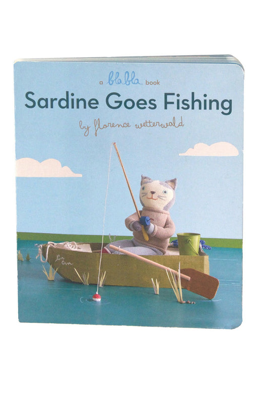 Blabla Sardine Goes Fishing Book