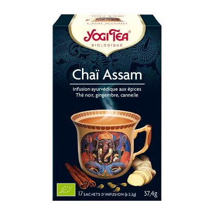 THE CHAI ASSAM X17 37.4G