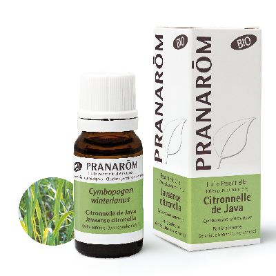 CITRONNELLE DE JAVA BIO 10ML