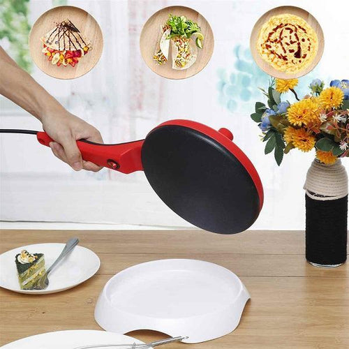 Electric Crepe Maker-Easy&Quick