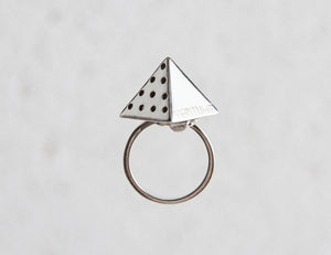 Product picture of Veritume ring with white background