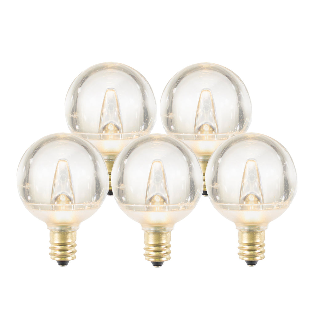 G40 LED Bistro Light Replacement Bulbs · C7 - Holiday Lighting Outlet