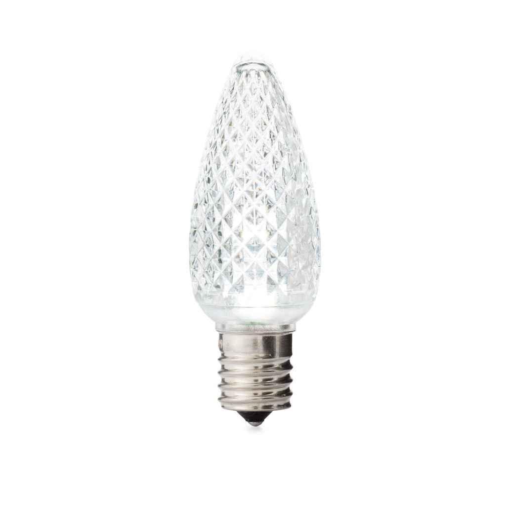 C9 LED Christmas Light Bulbs · Faceted - Holiday Lighting Outlet