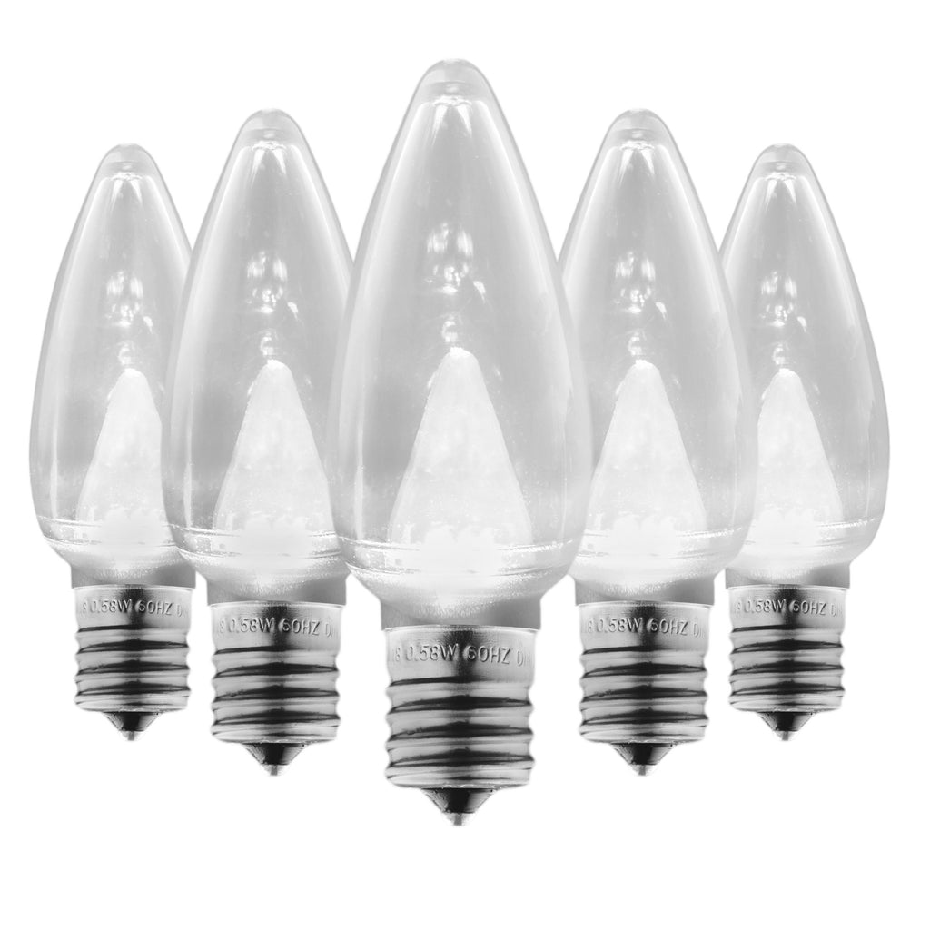 C9 LED Christmas Light Bulbs · Smooth - Holiday Lighting Outlet