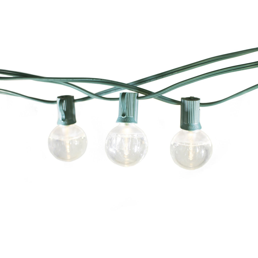 G40 Bistro Light Strings · C9 LED Bulbs - Holiday Lighting Outlet