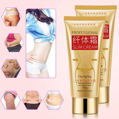 Fat Burner Slimming Cream