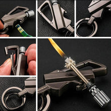 Multifunctional Survival Key Chain