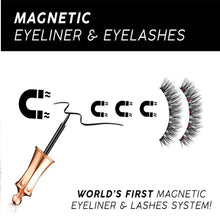 Magnetic Eyeliner & Eyelashes Set