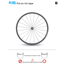 FOSS Anti Puncture Bicycle Inner Tube
