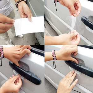 Car Door Anti Scratch Stickers