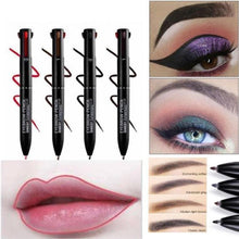 Multifunctional Makeup Pencil (4 in 1)