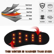 USB Heated Insole