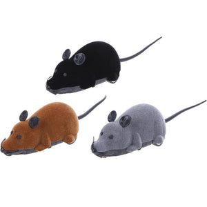 Cat RC Mouse Toy
