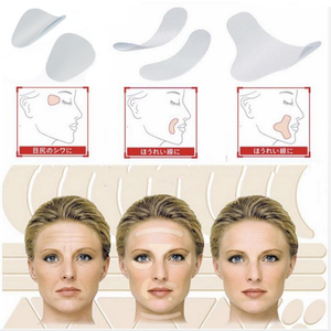 Ultra Thin Facial Lift Patches for Wrinkles & Lines