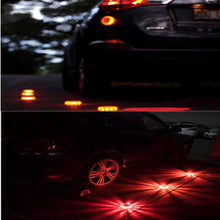 LED Road Flares Emergency Disc Roadside Safety Light