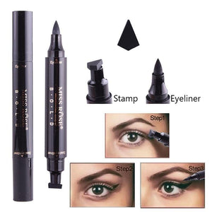 Double Ends Eyeliner Stamp