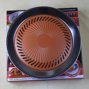 Korean Barbecue Pan