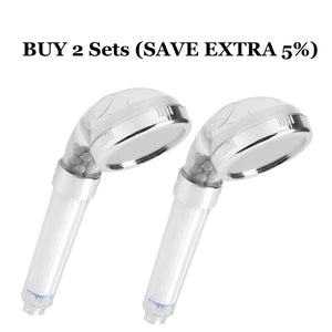 Anion Spa Filtered Shower Head