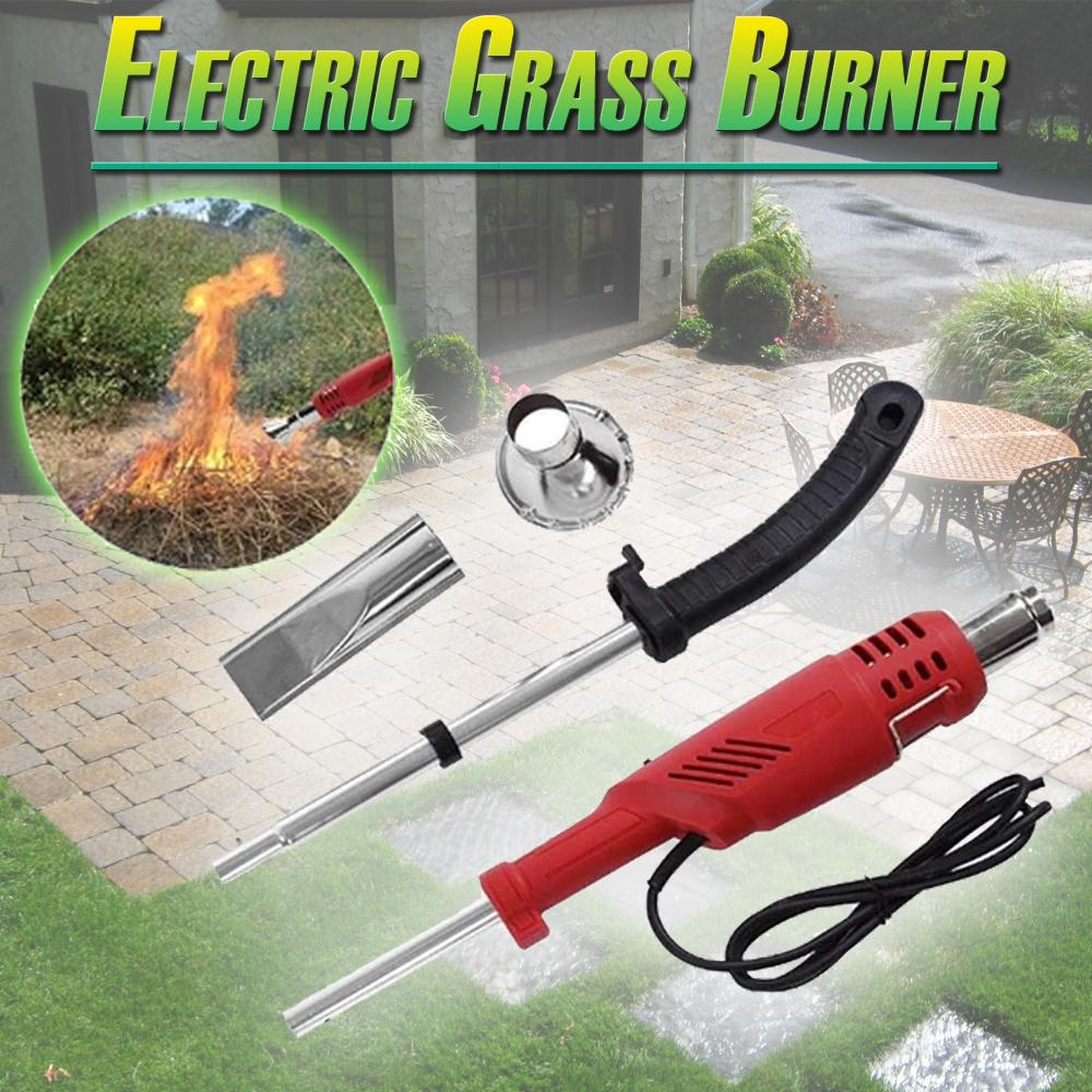 Electric Grass Burner