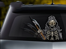 Halloween Waving Wiper Decoration