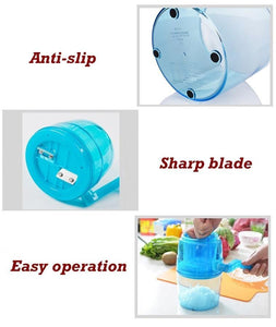 Portable Ice Shaver