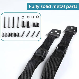 Anti-Tip Straps (2 Sets)