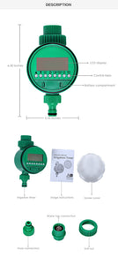 Irrigation Watering Sprinkler Control
