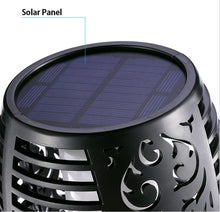 Flickering Flames Solar Torch