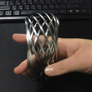 3D Magic Flow Ring