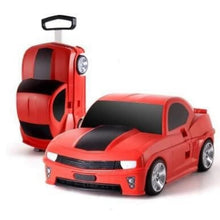 Kids Car Trolley Luggage
