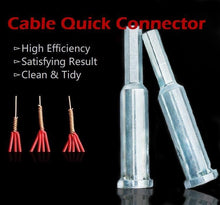 Cable Quick Connector (2 pcs)