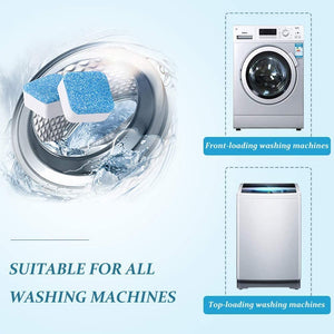 Washer Deep Cleaning Effervescent Tablet
