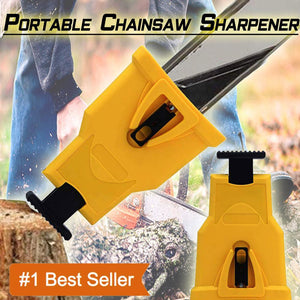 Portable Chainsaw Sharpener