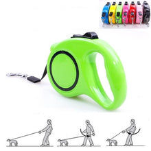 Retractable Automatic Dog Leash