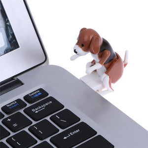Portable Mini USB 2.0 Funny Humping Dog