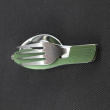 3in1 Stainless Folding Utensil