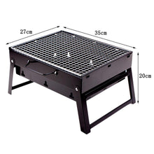 Portable Lightweight BBQ Barbecue Grill Rack