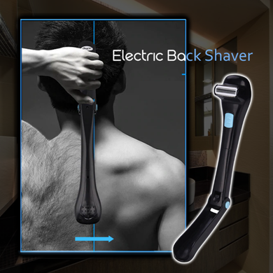180° Automatic Back Shaver