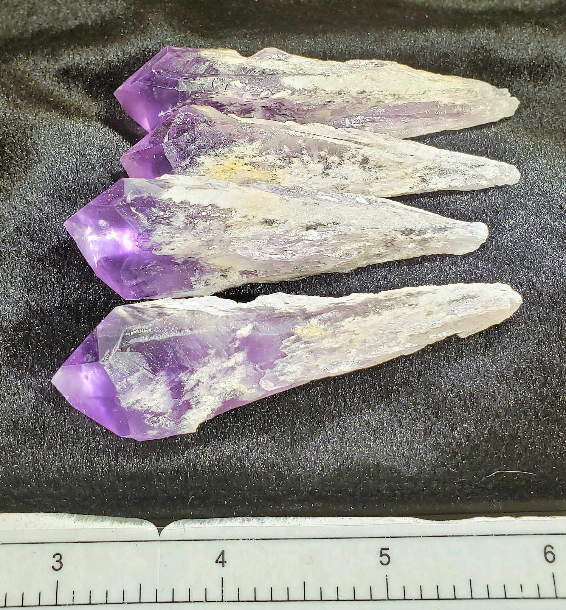 Amethyst, Dragon Tooth, Medium