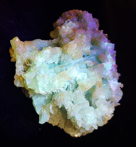 Rare Zincite, Fluorescent, Reduced Prices # 002