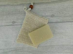Soap Scrubbie Saver Bag