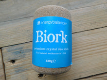 Load image into Gallery viewer, Biork Natural Crystal Deodorant Stick